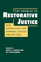 Promise of Restorative Justice cover