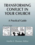 Cover of Transforming Conflict in Your Church
